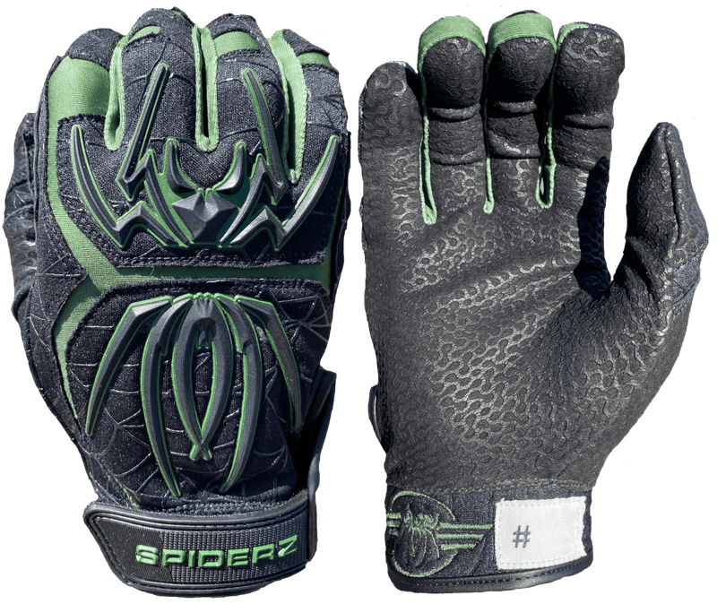 "2020 Spiderz Endite Limited Edition Batting Gloves: ""40 Mike Mike"""