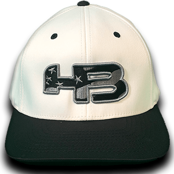 336bb3bcc99 HB Sports Exclusive Pacific 476F USA FLAG Performance Flex Fit Hat  MR  SMITH 2