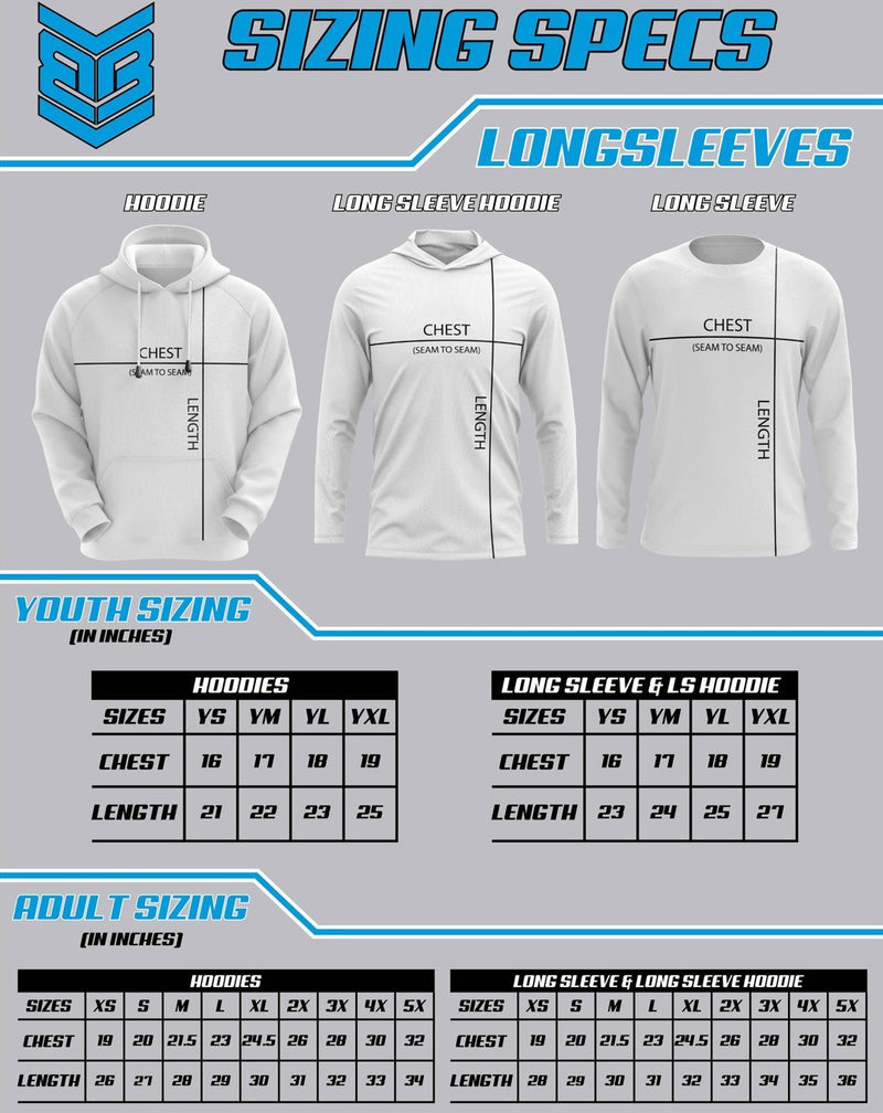 Banger Brand Exclusive Custom Long Sleeve Hoodie