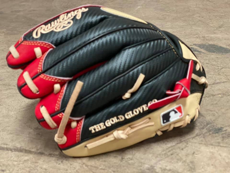 "Rawlings Heart of the Hide 11.5"" Private Stock Infield Baseball Glove: 15445788-16"