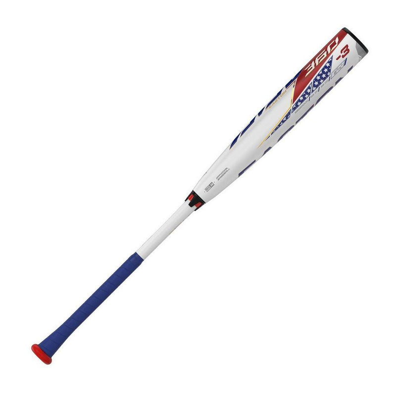 2020 Easton ADV 360 Stars and Stripes (-3) BBCOR Baseball Bat: BB201DV