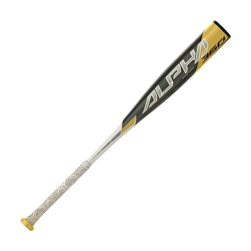 "2020 Easton Alpha 360 (-11) 2 5/8"" USA Baseball Bat: YBB20AL11"
