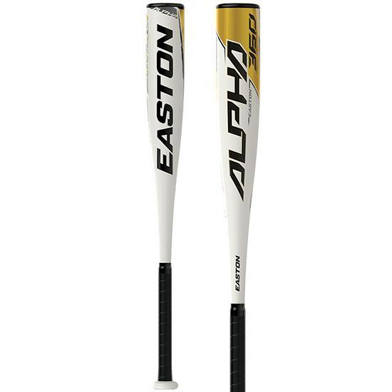 2020 Easton Alpha 360 (-10) Junior Big Barrel Baseball Bat: JBB20AL10