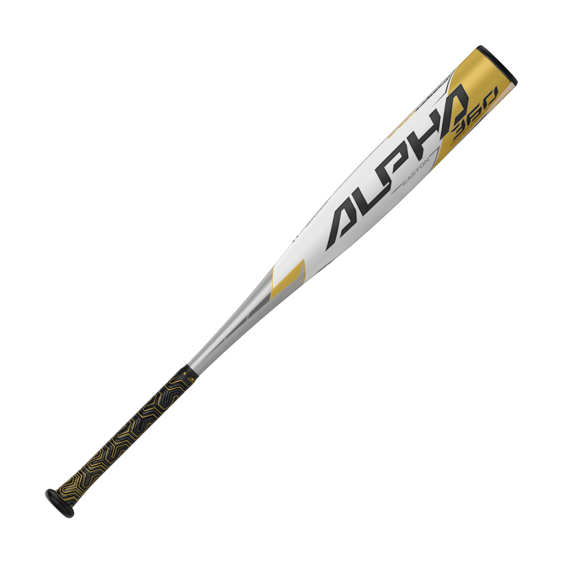 "2020 Easton Alpha 360 (-10) 2 5/8"" USSSA Baseball Bat: SL20AL108"
