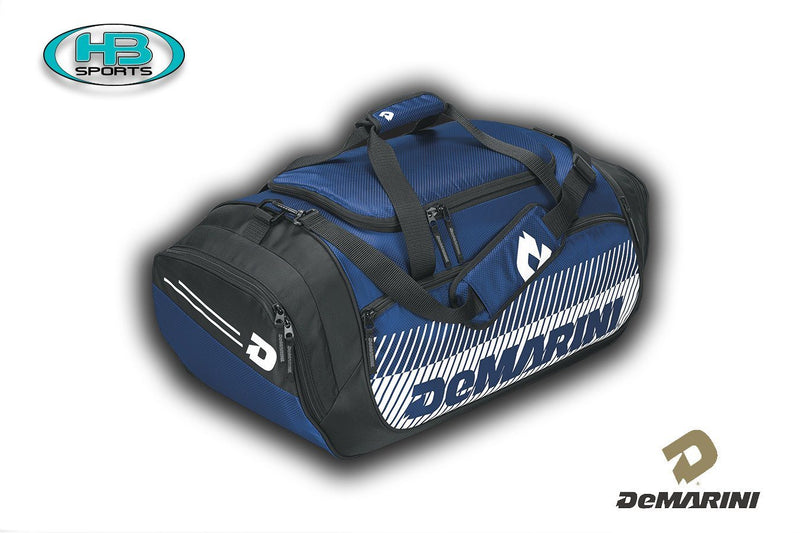 Royal Navy DeMarini Baseball and Softball Bull Pen Duffel Bag at Headbangersports.com