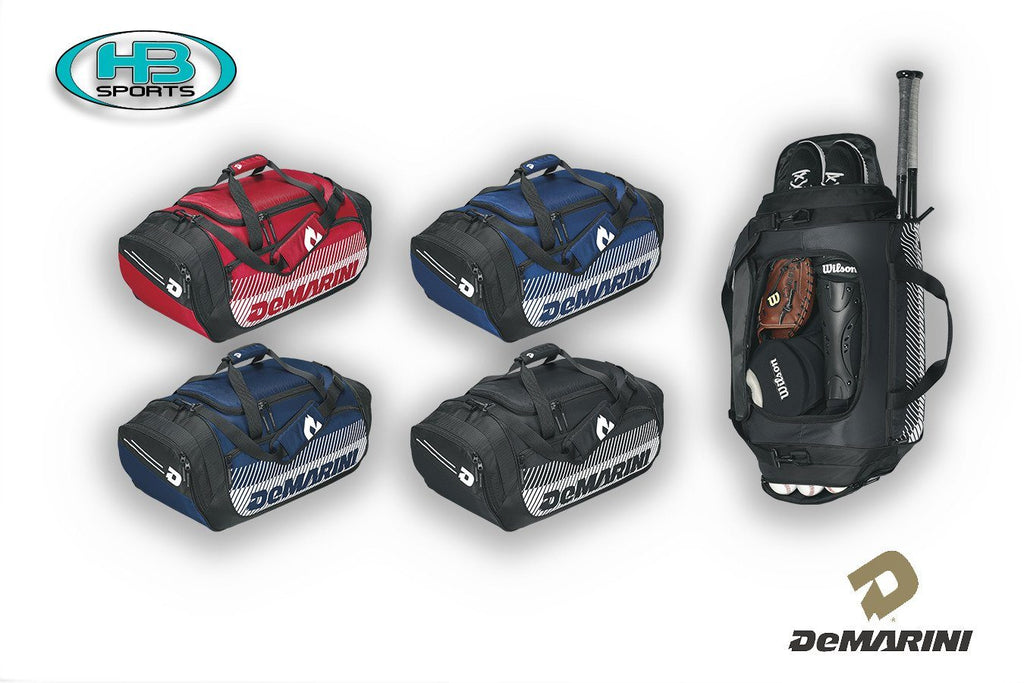 DeMarini Bull Pen Duffel Bags at Headbangersports.com