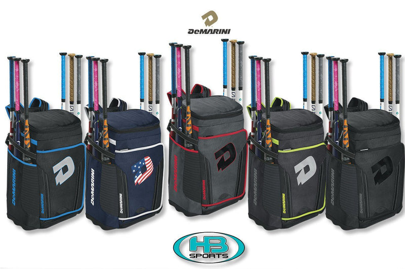 b2cbdcba3280 DeMarini Special Ops Baseball and Softball Backpack at Headbangersports.com  ...
