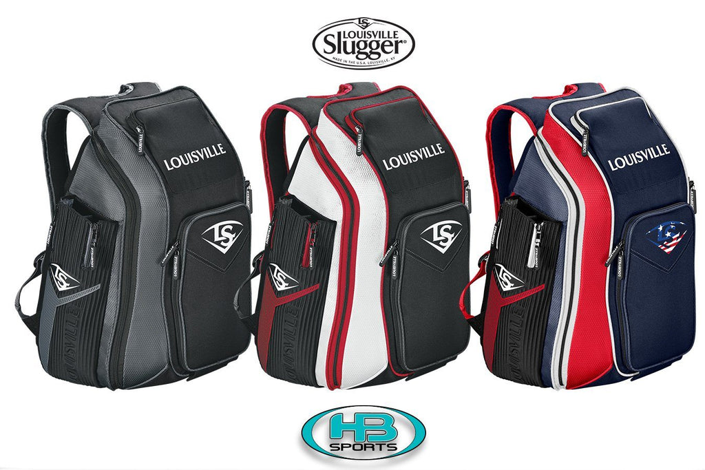 Louisville Slugger Stick Pack Backpacks at Headbangersports.com