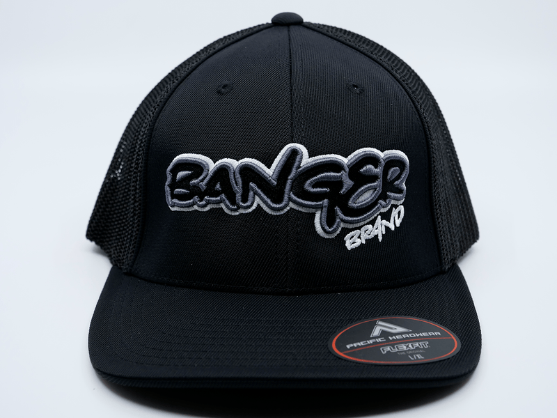 BANGER BRAND EXCLUSIVE PACIFIC 404M FLEXFIT HAT: ROCKY MOUNTAINS