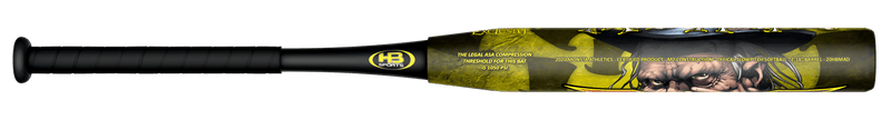 "2020 Monsta MAD HATTER 12.5"" Midloaded (3900) USA/ASA Slowpitch Softball Bat"