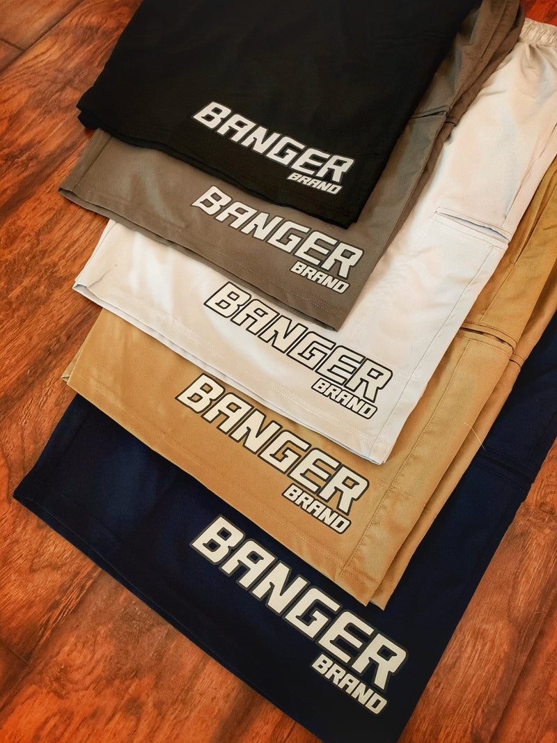 Banger Brand Exclusive 4-Way Stretch Shorts