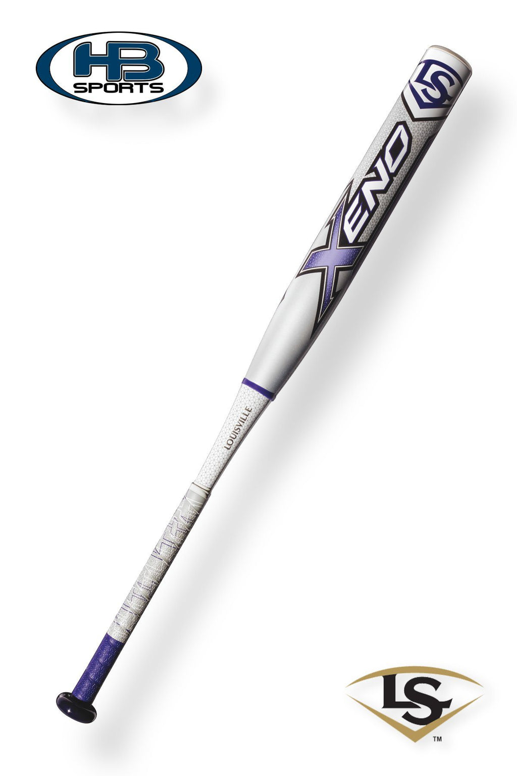 2018 Louisville Slugger XENO Fastpitch Bat (-10): WTLFPXN18A at headbangersports.com