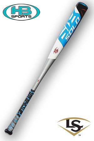 2018 LOUISVILLE SLUGGER SOLO 618 (-3) BBCOR BASEBALL BAT at Headbangersports.com