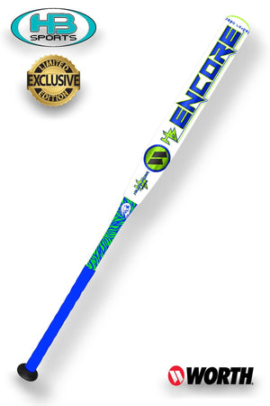 Worth Encore Exclusive Slowpitch Softball Bat at Headbangersports.com