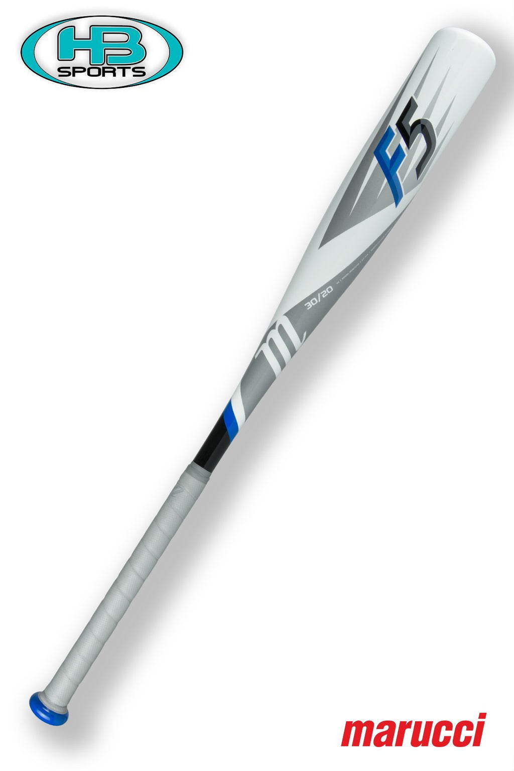 "2018 Marucci F5 Senior League 2 3/4"" (-10) Baseball Bat: MSBF5X10"