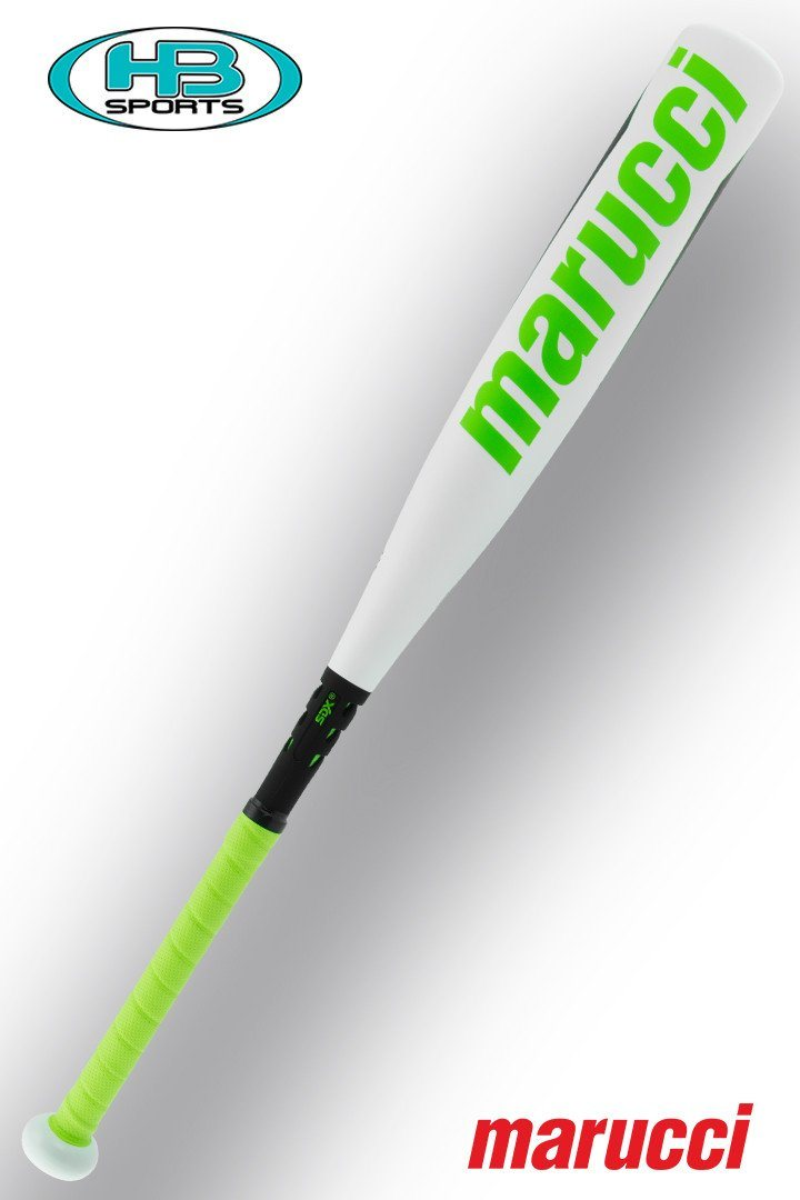 "2017 MARUCCI 2 5/8"" HEX CONNECT SENIOR LEAGUE BASEBALL BAT (-10):  MSBHCY10 at headbangersports.com"