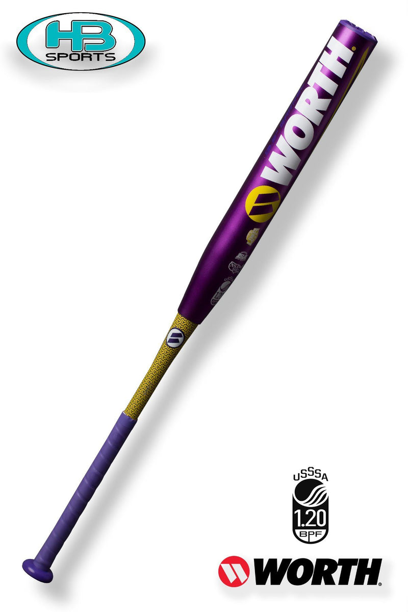"2018 Worth 13.5"" Balanced Don Dedonatis III Legit Balanced USSSA: WJRHFU at headbangersports.com"