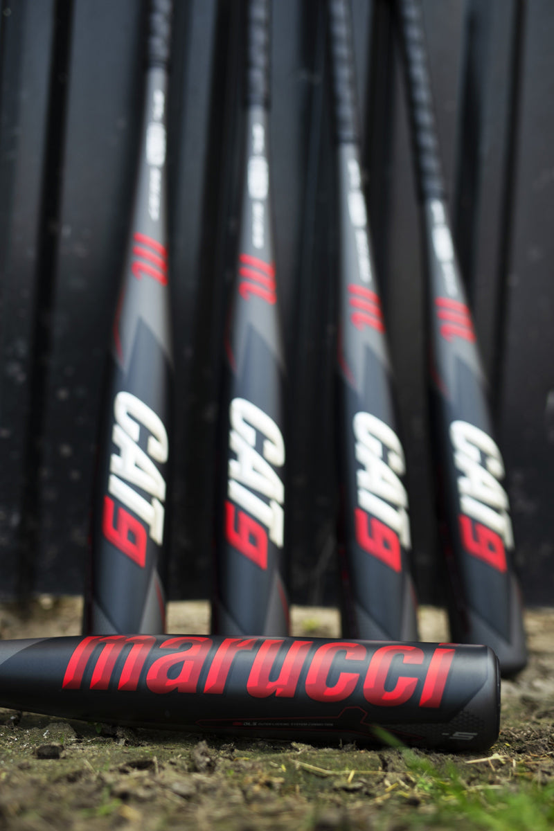Marucci CAT9 Senior League (-5) USSSA Baseball Bat: MSBC95