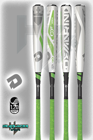 DEMARINI 2017 CF ZEN SENIOR LEAGUE BASEBALL BAT (-10) WTDXCBX-17