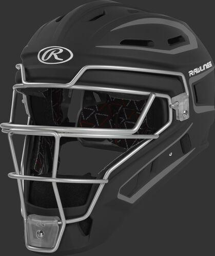 Rawlings Youth Black/Graphite VELO 2.0 Catcher's Gear Box Set: CSV2Y-B/GPH
