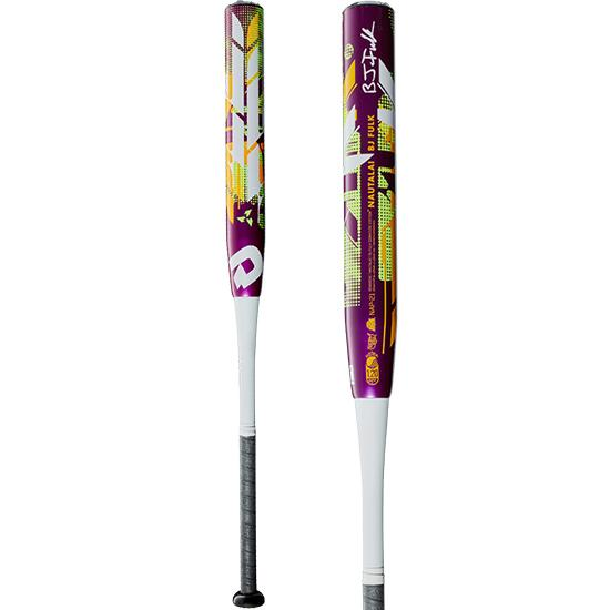 2021 DeMarini BJ Fulk Signature LE USSSA Slowpitch Softball Bat: WTDXNAP-21