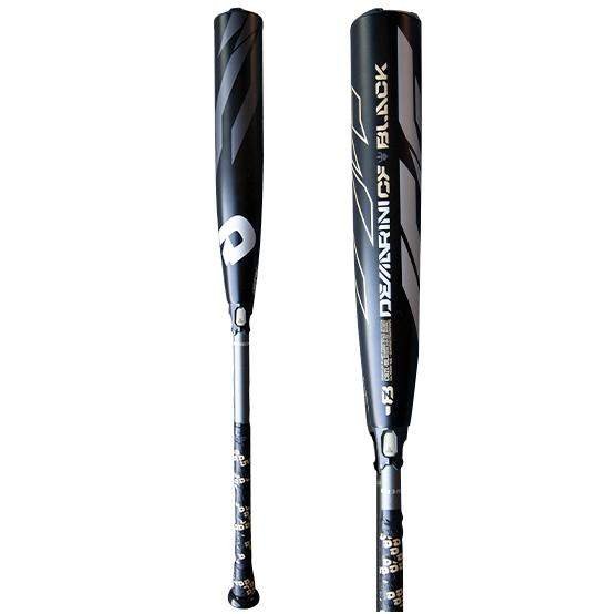 "2019 DeMarini CF Zen Black (-8) 2 3/4"" USSSA Baseball Bat: WTDXC8Z-BL at headbangersports.com"