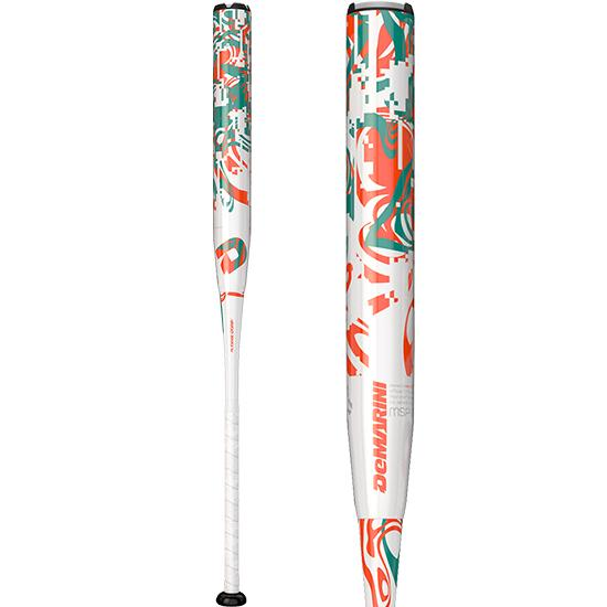 2018 DeMarini Mercy ASA Slowpitch Softball Bat: WTDXMSP-18 at headbangersports.com