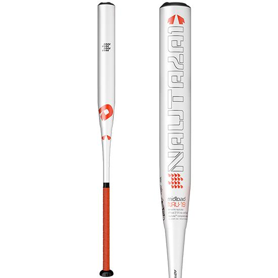2019 DeMarini Nautalai Balanced USSSA Slowpitch Softball Bat: WTDXNAU-19