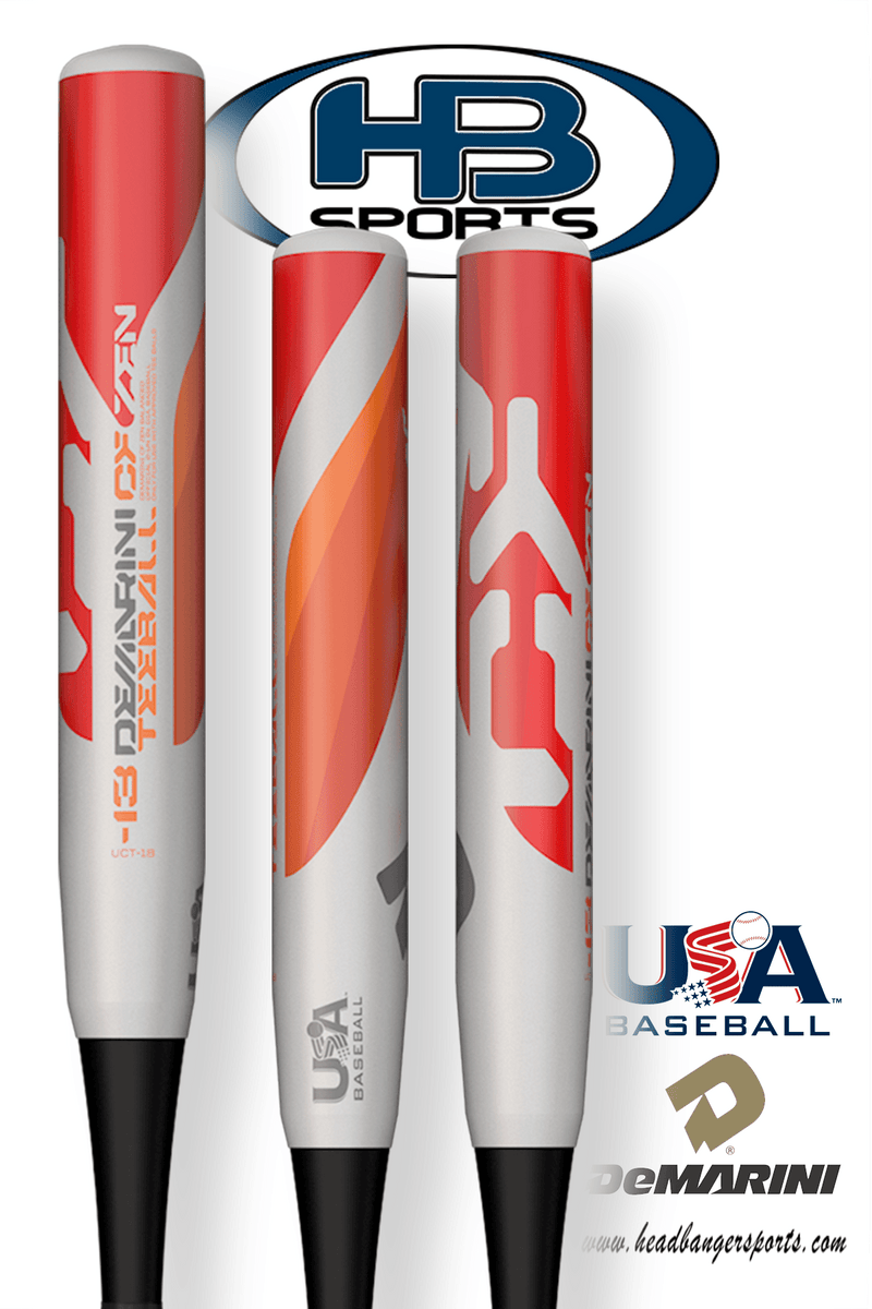 2018 DeMarini CF Zen -13 USA Baseball Tee Ball Bat: WTDXUCT at headbangersports.com