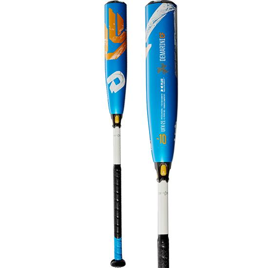 2021 DeMarini CF Zen (-10) USA Baseball Bat: WTDXUFX-21