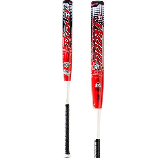 2021 Dudley Doom Max Power Load 240 USSSA Slowpitch Softball Bat: D2SPU2M