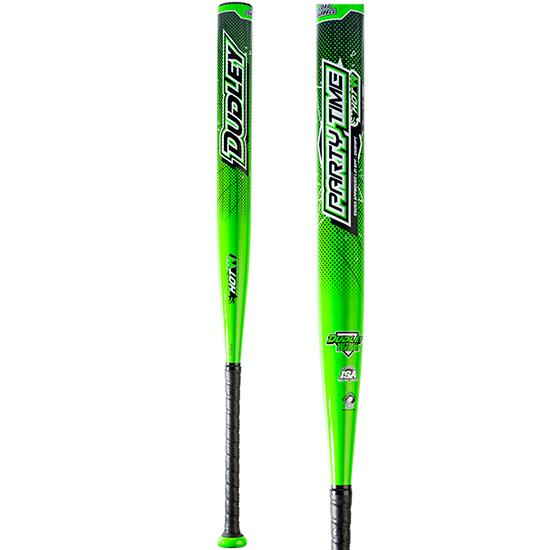 "2021 Dudley ""Party Time"" 14"" Senior Slowpitch Softball Bat: DSR14PT"