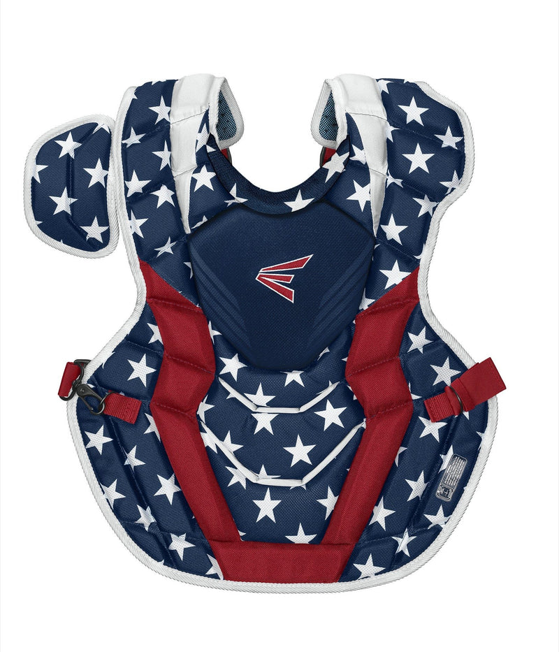 Easton Limited Edition Elite-X Catcher's Box Set (Adult & Intermediate) Stars and Stripes
