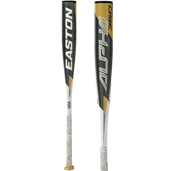 "2020 Easton Alpha 360 (-5) 2 5/8"" USA Baseball Bat: YBB20AL5"
