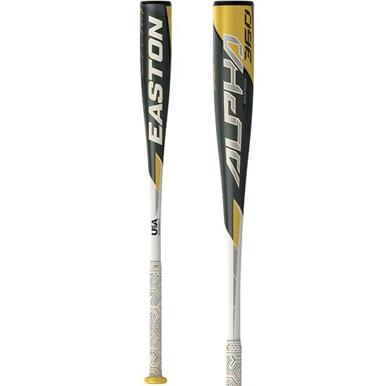 "2020 Easton Alpha 360 (-13) 2 1/2"" USA Baseball Bat: YBB20AL13"