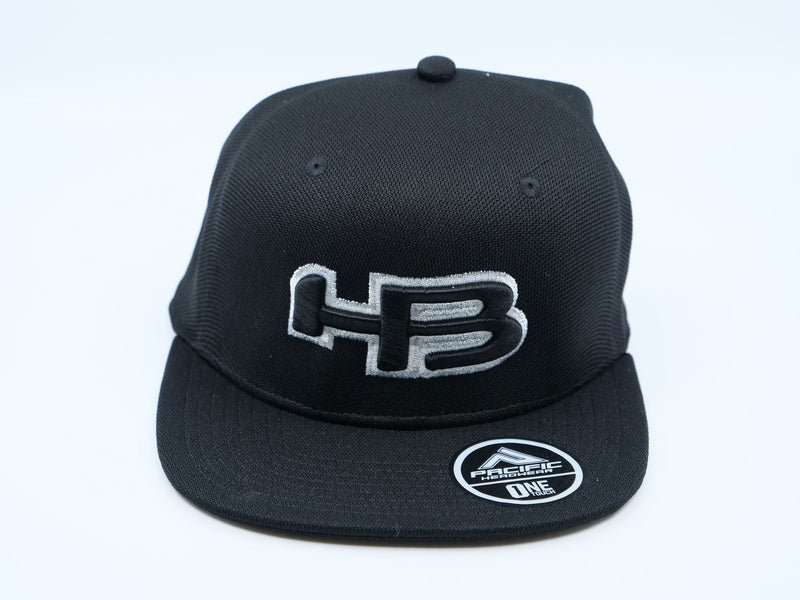 HB Exclusive OTX60 ONETOUCH Fitted Hat: Eclipse