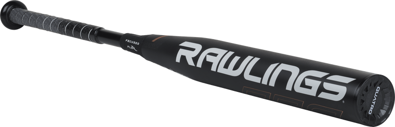 2018 Rawlings Quatro Pro Fastpitch Softball Bat: FPQP10