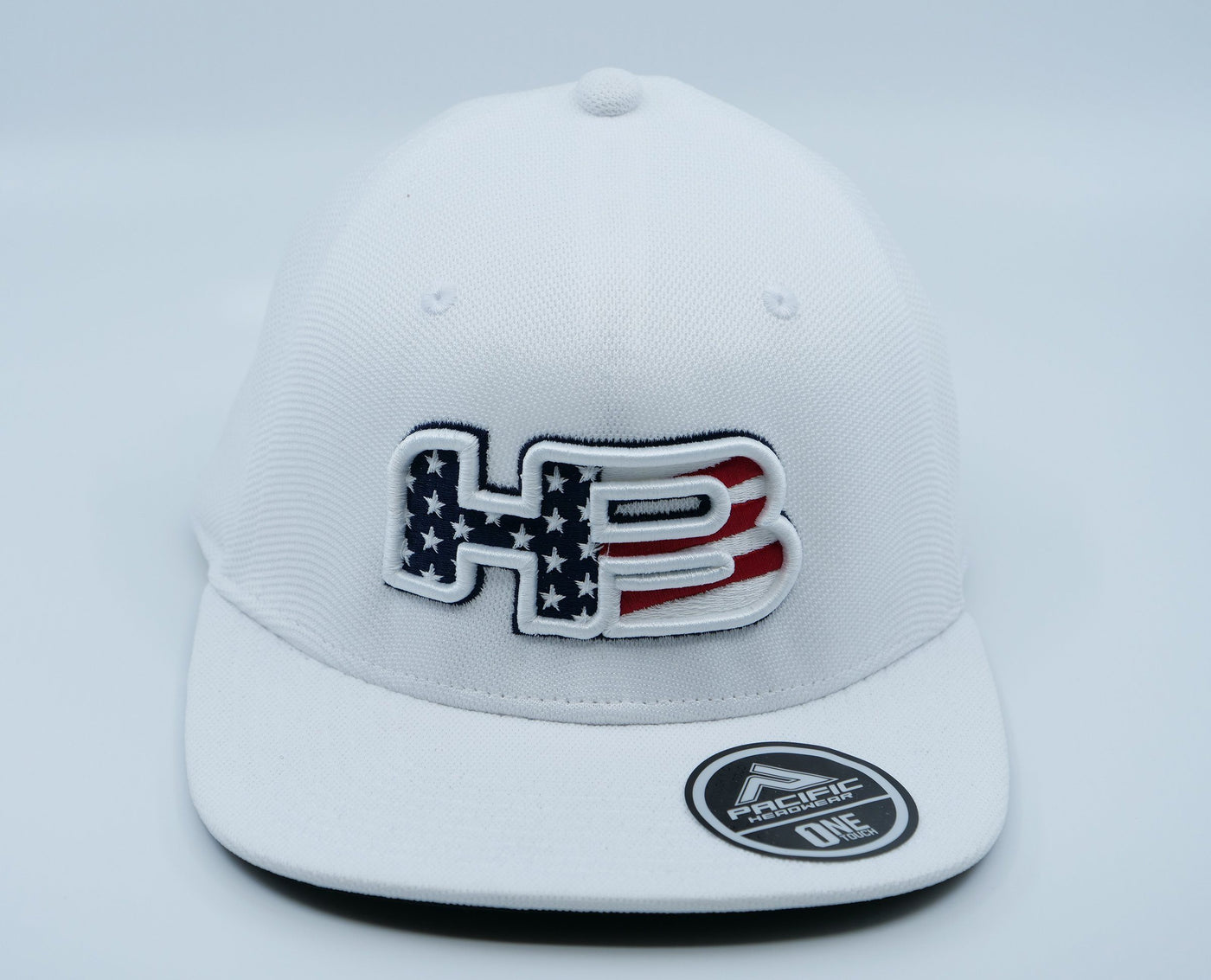 8f411777308d3 HB Exclusive OTX60 ONETOUCH Fitted Hat  One Nation