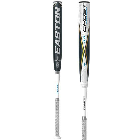 2020 Easton Ghost Double Barrel (-10) Fastpitch Softball Bat: FP20GH10