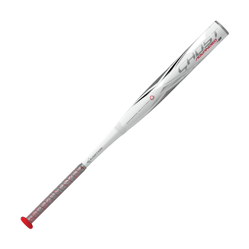 2020 Easton Ghost Advanced (-8) Fastpitch Softball Bat: FP20GHAD82020 Easton Ghost Advanced (-8) Fastpitch Softball Bat: FP20GHAD8