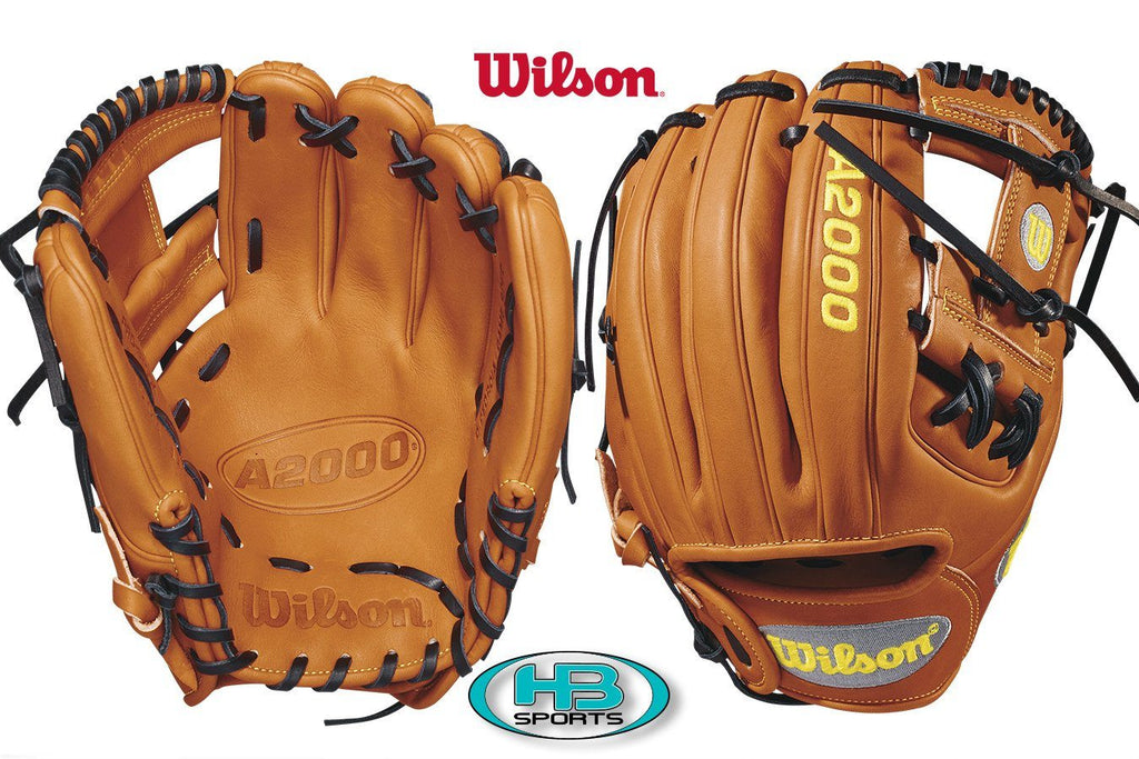 WTARB18DP15 Wilson A2000 Baseball Glove Pedroia Fit