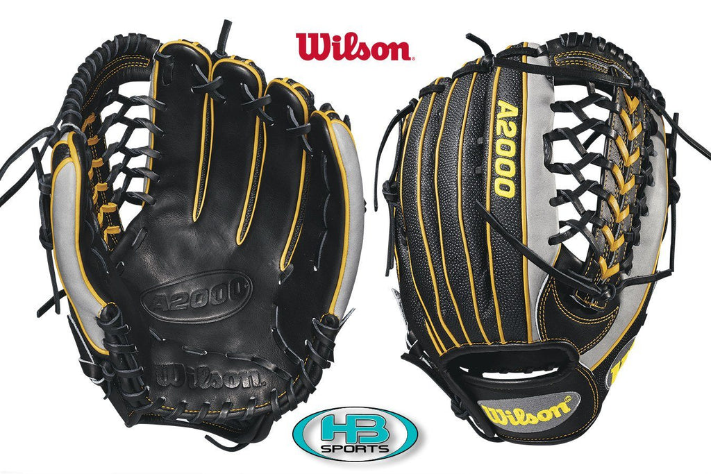 WILSON A2000 PF92 Baseball Glove at Headbangersports.com