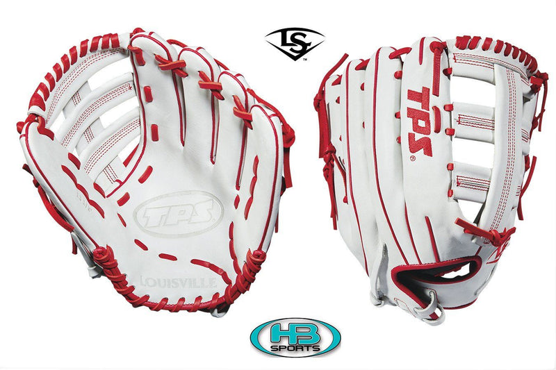 "13.5"" Slowpitch Softball Glove at Headbangersports.com"
