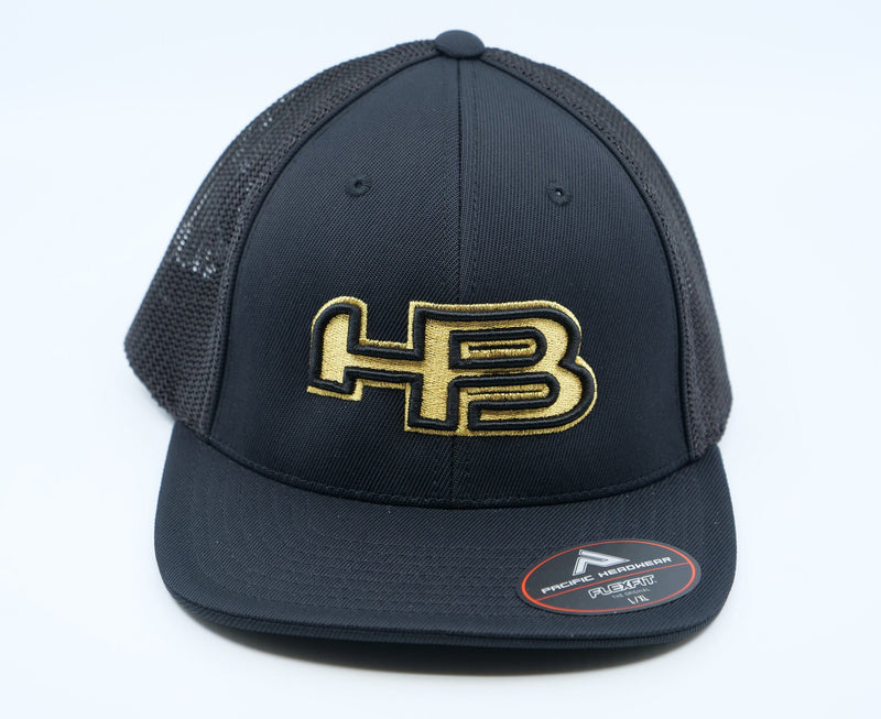 HB Exclusive 404M Fitted Hat: The Gold Standard