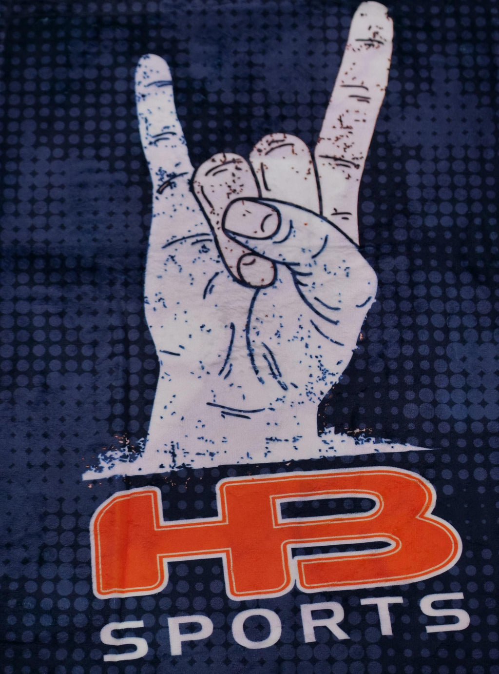 HB Sports Sublimated Towels