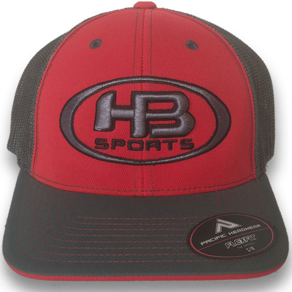 HB Exclusive Pacific 404M Fitted Hat  Brutus da37fc4445c
