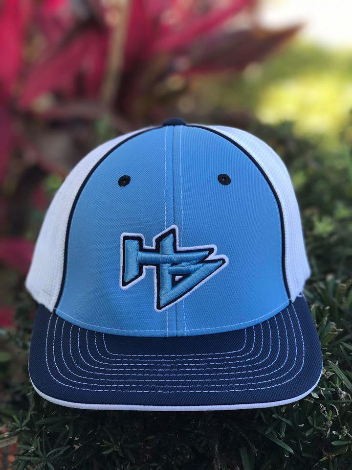 HB Logo 404m Fitted Hat - HEELS