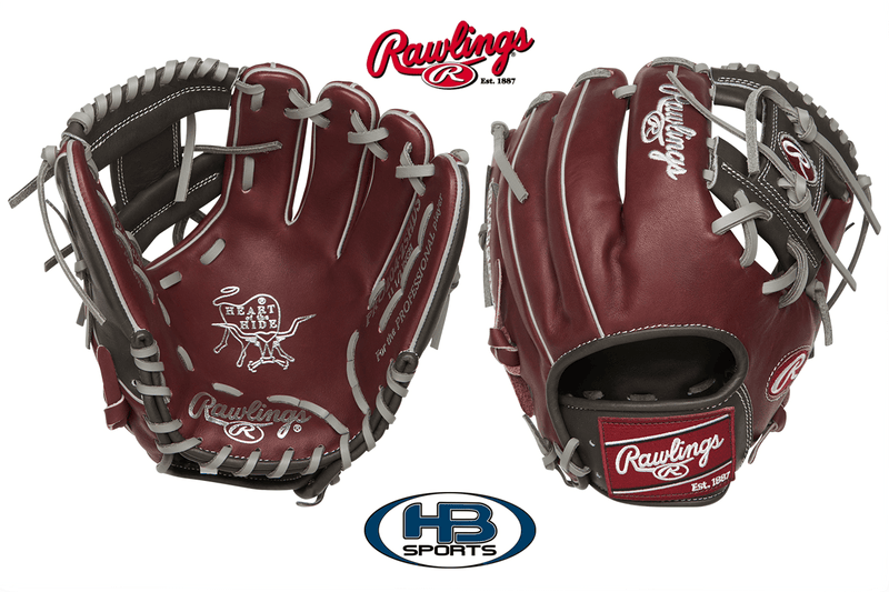 "Rawlings Heart of the Hide ColorSync 2.0 11.5"" Baseball Glove: PRO204-2SHDS at headbangersports.com"