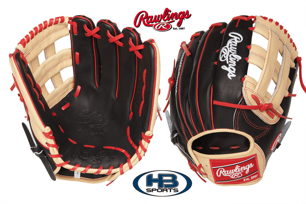 "Rawlings Heart of the Hide 13"" Bryce Harper Baseball Glove: PROBH34 at headbangersports.com"