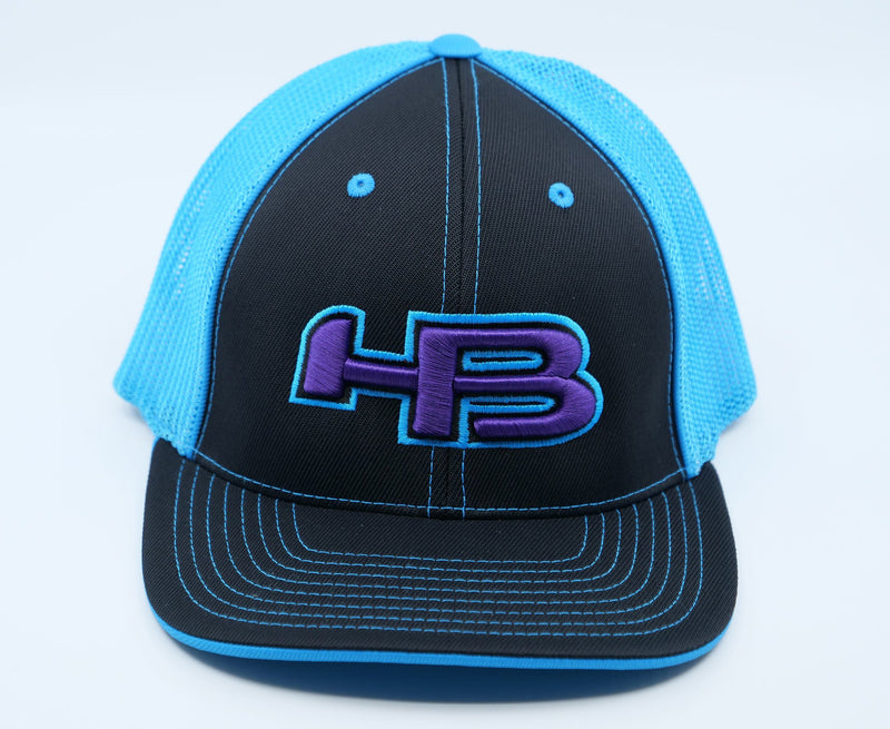 HB Exclusive 404M Fitted Hat: Hornet